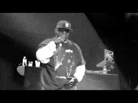 Classic Hiphop - Legendary Kool G Rap Live London 2017