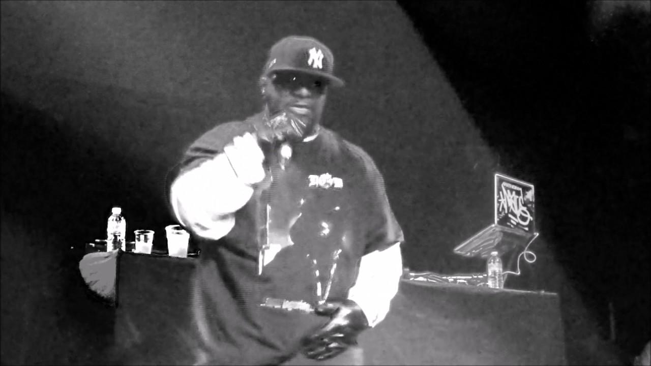 66dcc6617eb7 Classic Hiphop - Legendary Kool G Rap Live London 2017 - YouTube