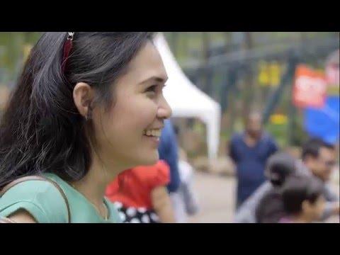 WONDERFULL INDONESIA - Cinema Advertising KBRI MUSCAT OMAN