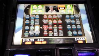 Airplane Slot Machine Bonus @ $30 bet; Handpay!