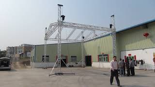 Global Truss F34 installation-2