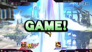 Not Really a Falcon Combo Video
