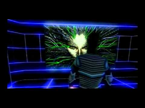 System Shock 2 Final Boss - Shodan