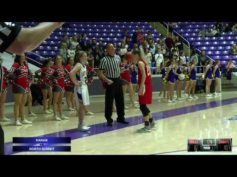 2A Girls Basketball: Kanab vs North Summit High School UHSAA 2019 State Tournament Semifinals