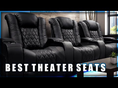 Best Home Theater Seating 2019 | Valencia Tuscany Review