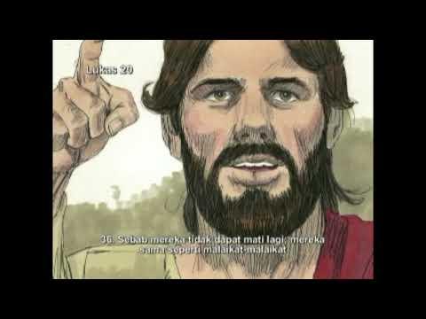 Pendalaman Alkitab Clear Sight. Lukas 20