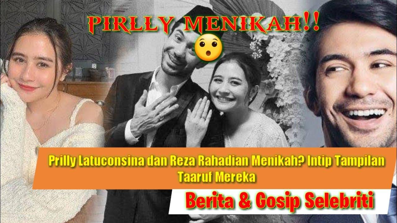 Prilly Latuconsina dan Reza Rahadian Menikah? Intip ...