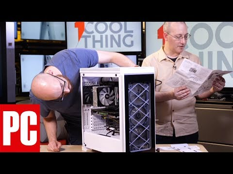 How To Build A Maximum-RGB Gaming PC For Under $1,000