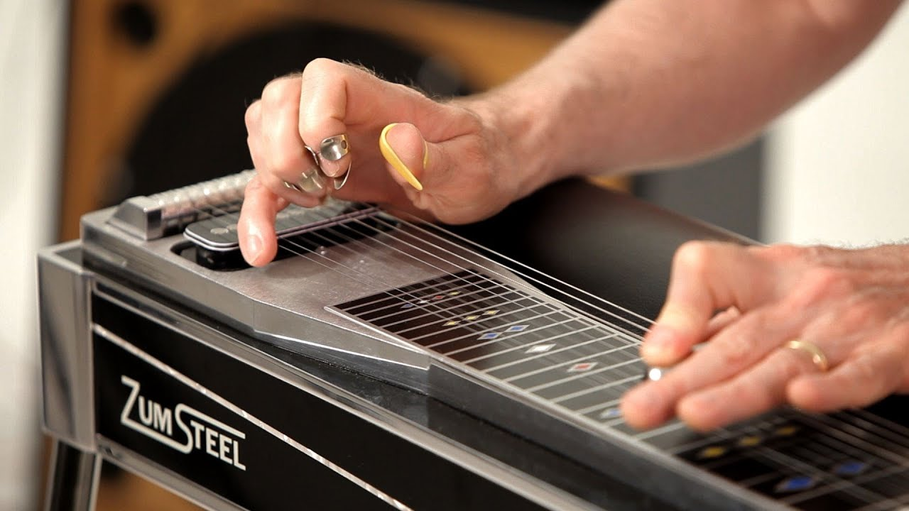 how to play single notes pedal steel guitar youtube. Black Bedroom Furniture Sets. Home Design Ideas
