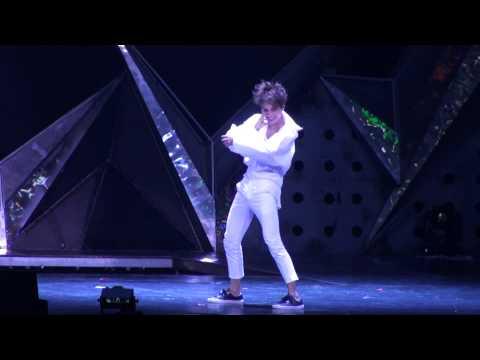 """140920 EXO TLP in Beijing """"Heart Attack"""", """"KAI Solo"""", """"Overdose"""""""