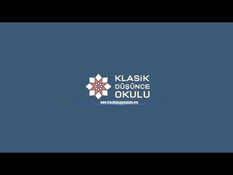 Ekrem Demirli, İbnü'l Arabî, Fusûsu'l-Hikem, 1. Seminer Part 1(2018 Lisansüstü Programı)