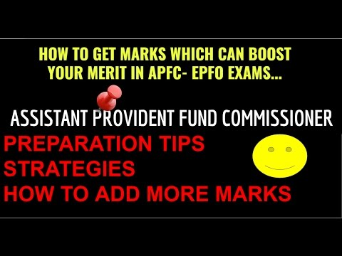 Assistant Provident Fund Commissioner - EPFO