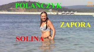 Solina, Polańczyk i jezioro Solińskie