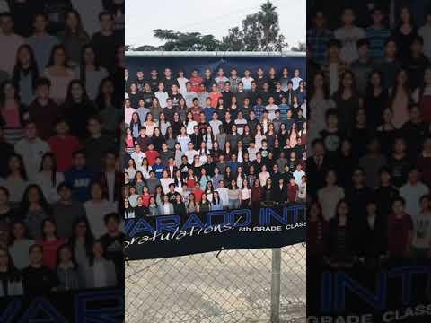 Alvarado Intermediate School 2019