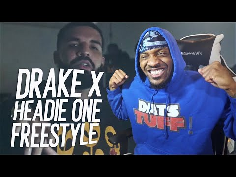 UK TO CANADA! | Headie One x Drake - Only You Freestyle (REACTION!!!)