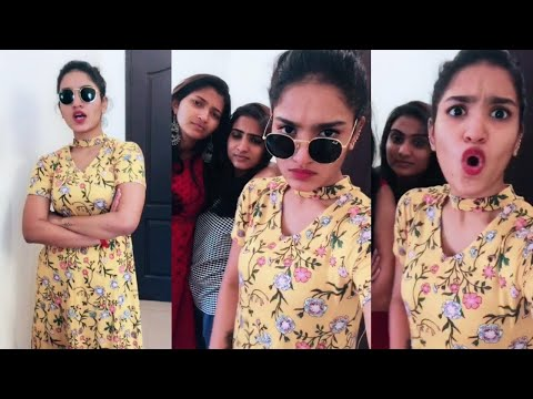Saniya Iyyappan all New Dubsmash Videos