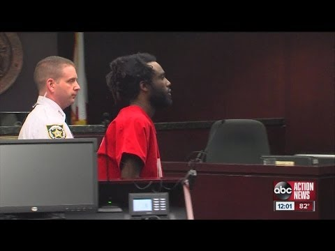 Convicted cop killer Dontae Morris sentenced to death - YouTube