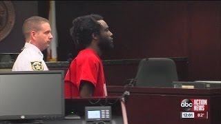 Convicted cop killer Dontae Morris sentenced to death