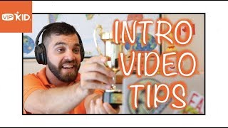 How To Make Your VIPKid Intro Video Stand Out!