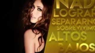 "ANAHI ""EstAn Ahi"" Official Lyric Video"