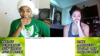 ALL I WANT FOR CHRISTMAS IS YOU on Chatroulette