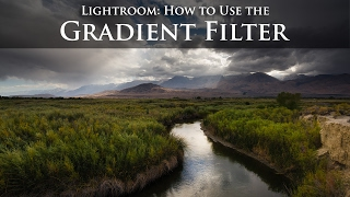 Lightroom: How to Really Really Really Use the Gradient Filter, Part 1