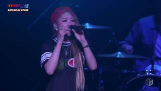 Gate ~Sore wa Akatsuki no You ni~OP live