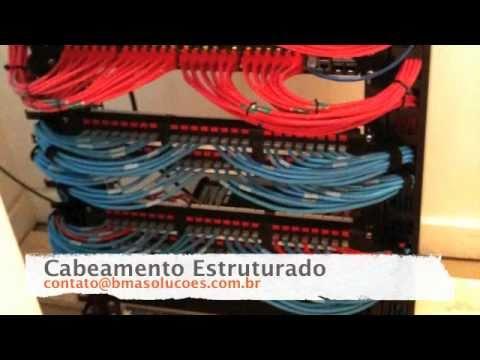 Cabeamento Estruturado - Structured Cabling