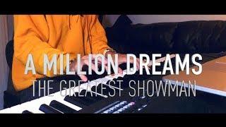 Download Lagu The Greatest Showman - A Million Dreams - Piano Cover Mp3