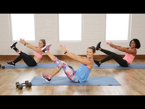 Body Sculpting Workout To Get Your Heart Rate Up | Class FitSugar
