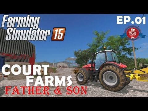 Father & Son Court Farms Ep 01