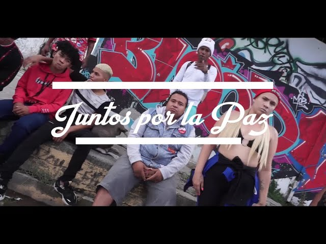 Together for Peace (Juntos por La Paz): A Message from Calle Paz y Respeto