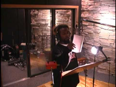 tech n9ne LIVE STUDIO RECORDING!!!!!