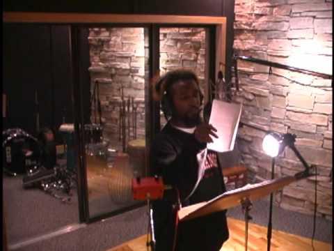 tech n9ne LIVE STUDIO RECORDING!!!!!