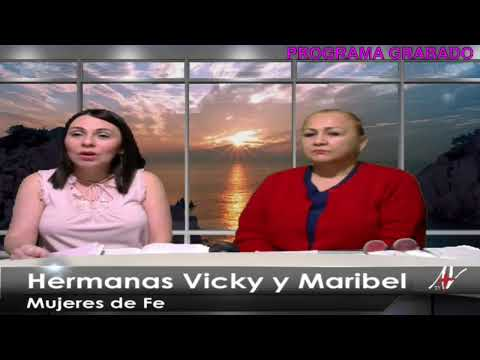 Hermanas: Vicky Oliveras Y Maribel Ortiz
