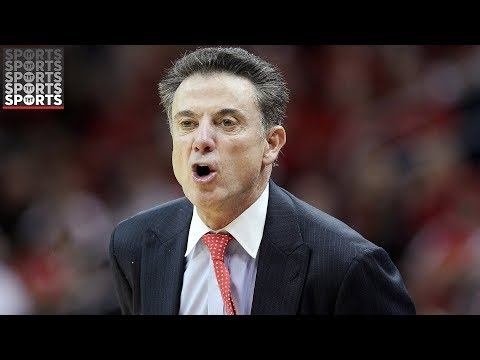 Rick Pitino Couldn't Talk His Way Out of Being Fired