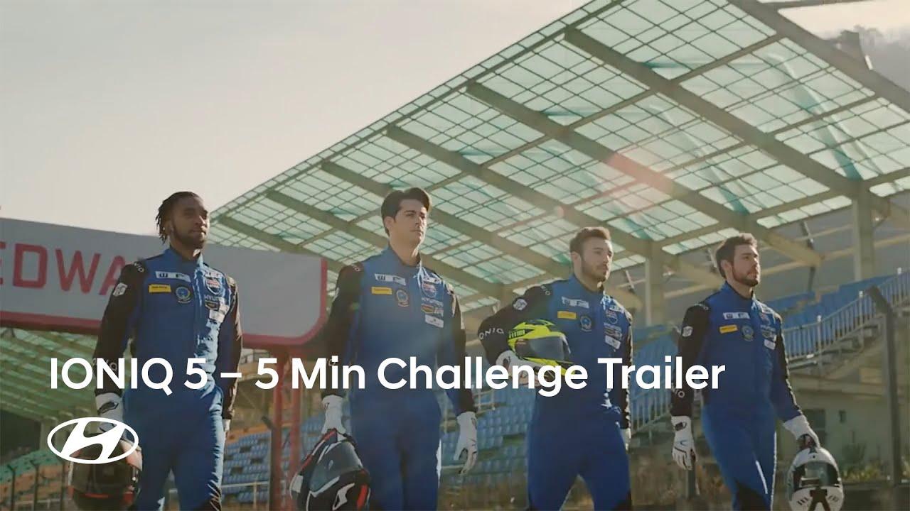 Download Hyundai IONIQ 5   5 Min Challenge Trailer