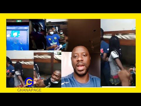 Download Legon boys invade room of first year female student Felicia Addy after invitation -Lawyer Nti reacts