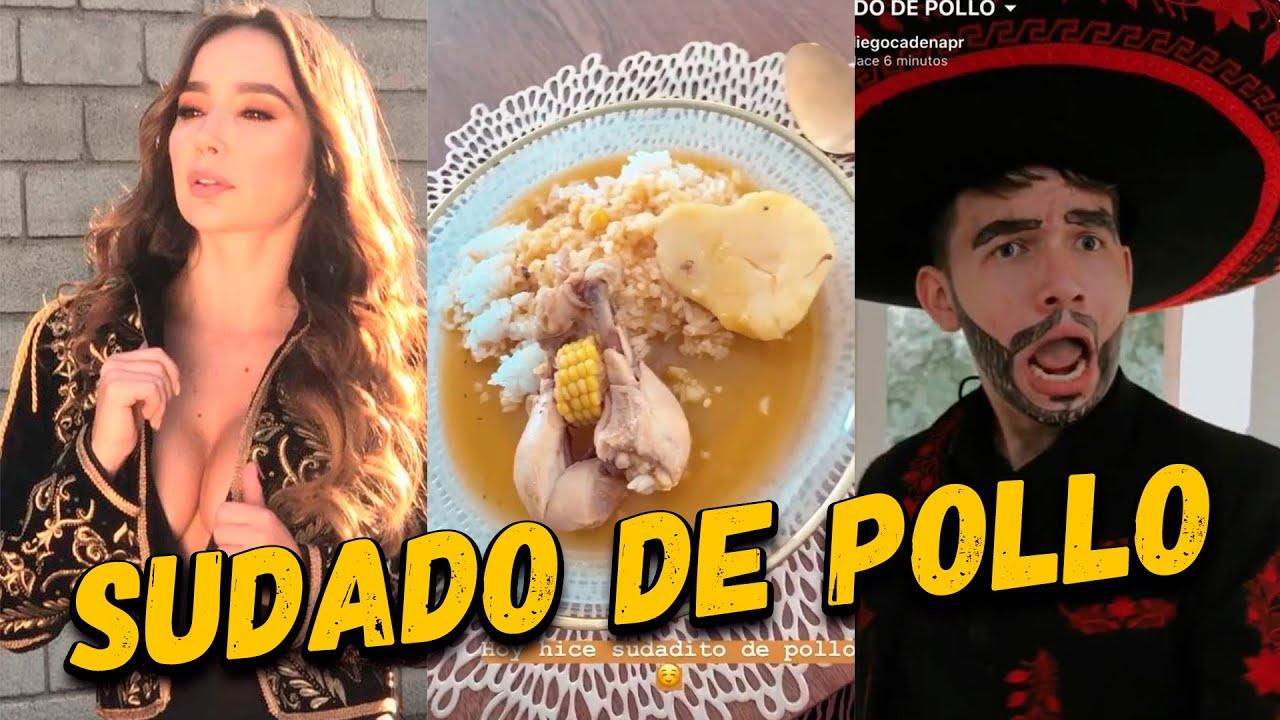 Pollo sudado de Paola Jara/ La verdadera historia