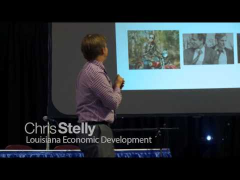Louisiana Economic Development DigiPanels DFS 2014