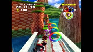 Sonic Heroes test 1080P
