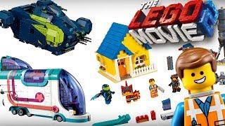 ☄️НОВЫЕ наборы LEGO MOVIE 2 !☄️ | Лего наборы ЛЕГО ФИЛЬМ 2 [Первый взгляд]