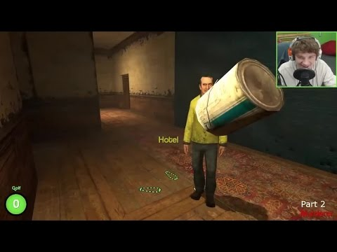 Achievement Hunter Gmod Highlights