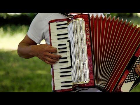 FRENCH MUSIC ACCORDION - 'Helena' - printemps France  accordeon mélancolique Akkordeon acordéon