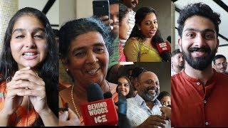 ആദ്യരാത്രി ആഘോഷമാക്കി താരങ്ങൾ Adhyarathri Biju Menon Anaswara Rajan Jibu Jacob Filmibeat