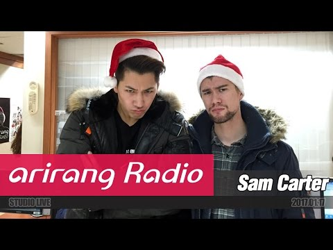 [Super K-Pop] 샘 (Sam Carter) - Love Can Save It All (Andra)