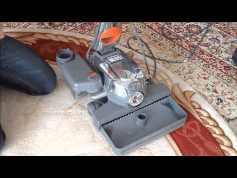 Как с помощью Кирби сделать химчистку , помыть , постирать ковер . Кирби химчистка, стирка