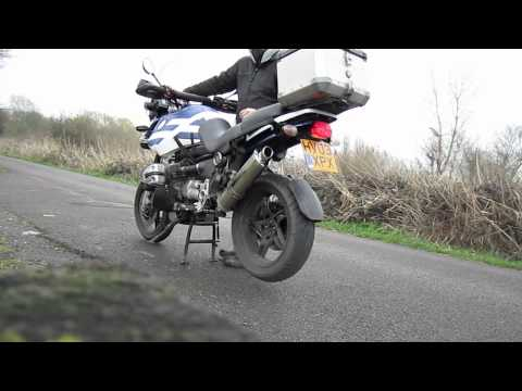 BMW 1150GS Scorpion Exhaust