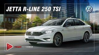 Avaliação VW Jetta R-Line 250 TSI 2019 | Top Speed