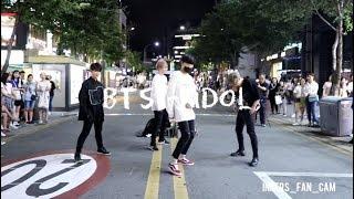 [KPOP IN PUBLIC] [innerS _ 이너스] 180901 신촌공연 2차 마지막곡 / BTS - IDOL 아이돌